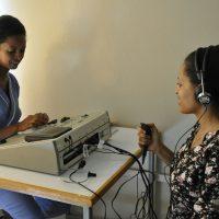 HNO Klinik Äthiopien Mekelle University