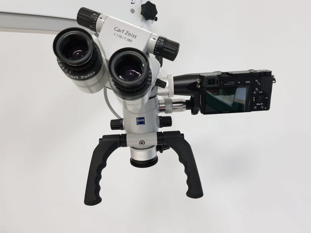 Foto von Dentalmikroskop OPMI pico