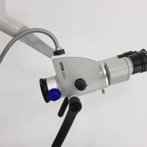 Bild von HNO-Mikroskop