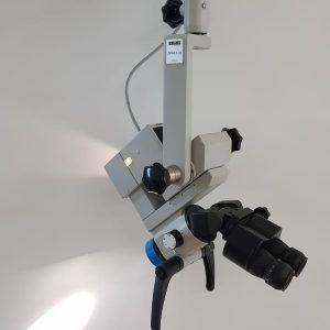 Foto von OPMI 1 Dentalmikroskop