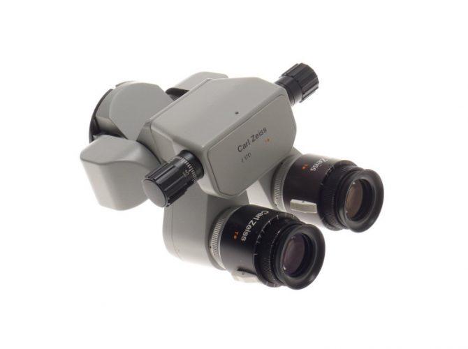 Ersatzteile für Mikroskope - Tubus