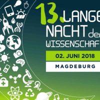 Banner von Lange Nacht der Wissenschaft Magdeburg