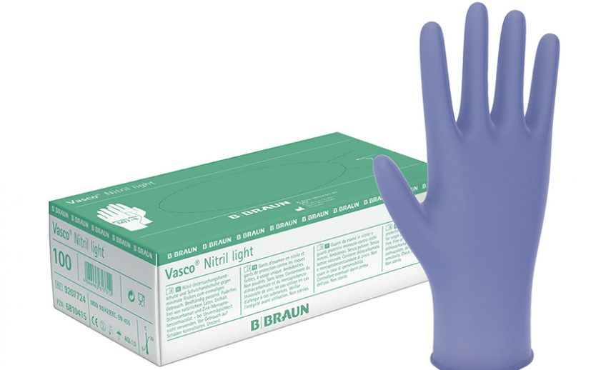 Medizinisches Verbrauchsmaterial - Handschuh