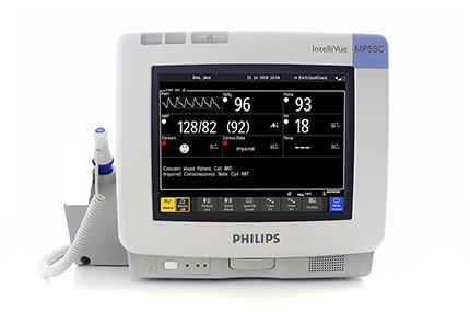 Foto von Patientenüberwachungsgerät