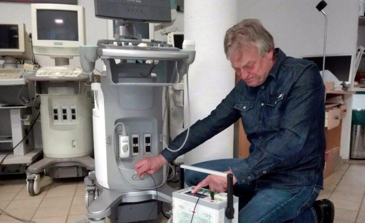 Foto von Wartung Siemens Medizintechnik