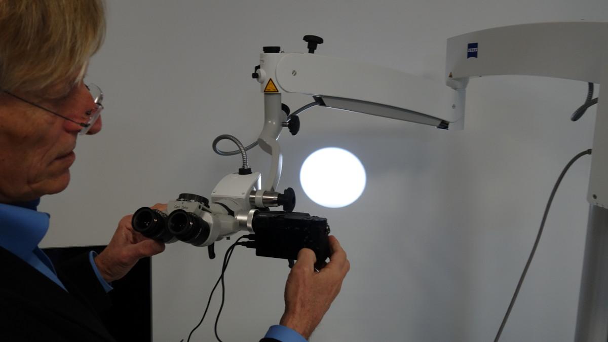 Wartung reparatur und umrüstung von mikroskopen aller hersteller