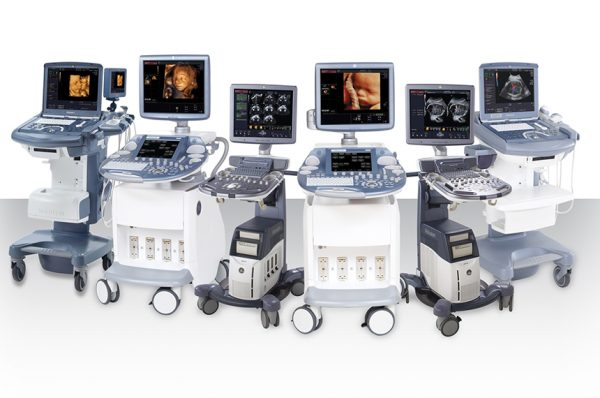 Ultraschall-Diagnostik - Einheiten